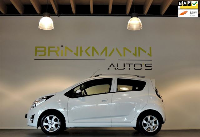 Chevrolet Spark occasion - Brinkmann Auto's