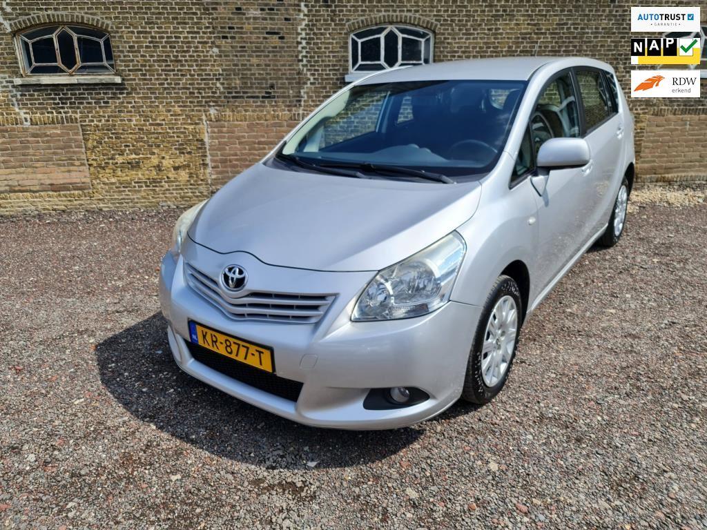 Toyota Verso occasion - De Niet Automotive