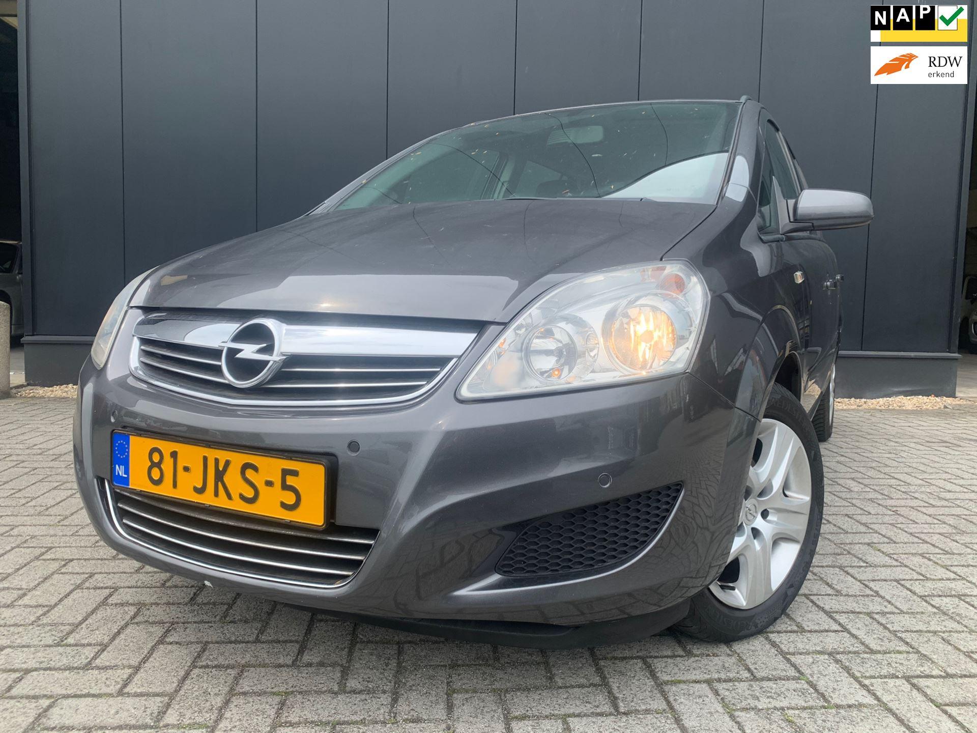 Opel Zafira occasion - Dennis Jansen Auto's