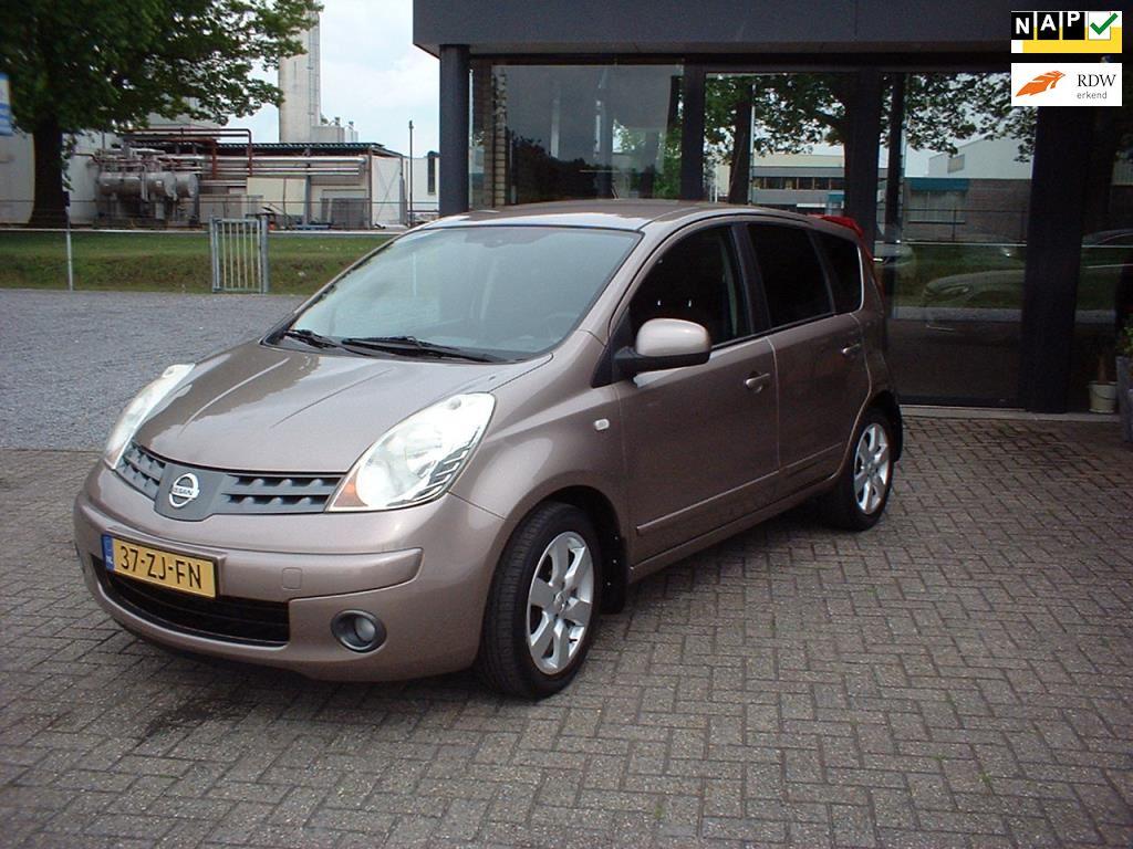 Nissan Note occasion - Autobedrijf G.Nelissen v.o.f.