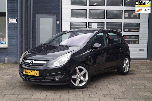Opel Corsa 1.2-16V Sport | Automaat | 5-DEURS | LMV