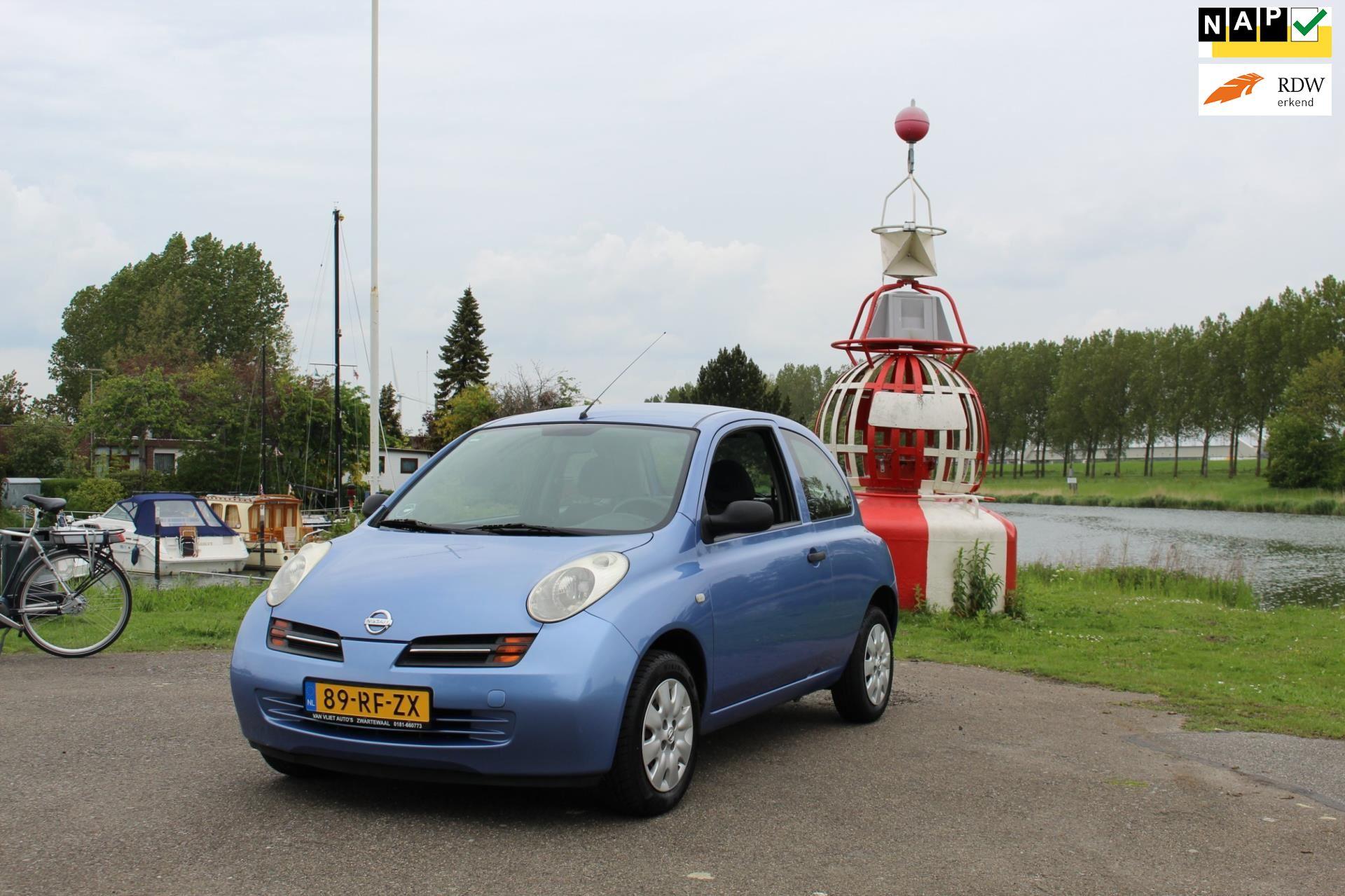 Nissan Micra occasion - Van Vliet Auto's