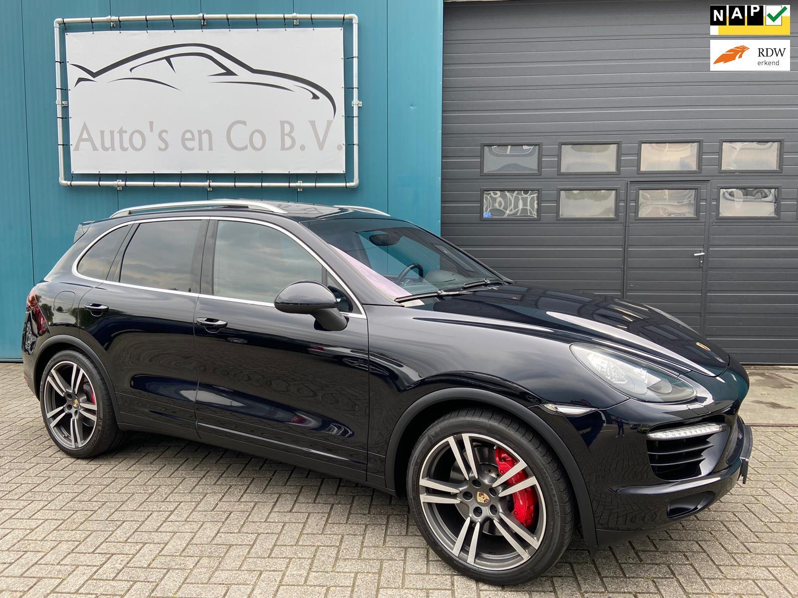 Porsche Cayenne occasion - Auto's en Co B.V.