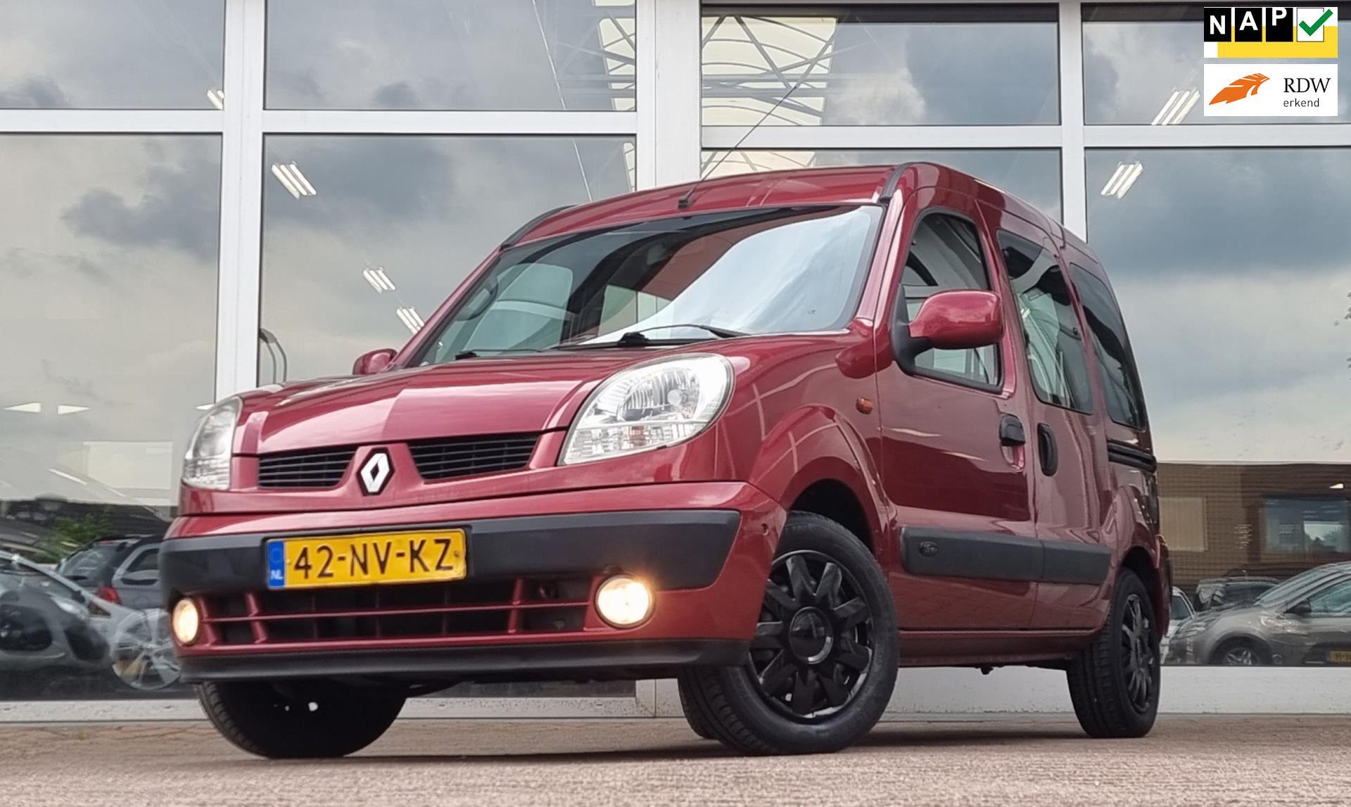 Renault Kangoo occasion - van den Boog Automotive