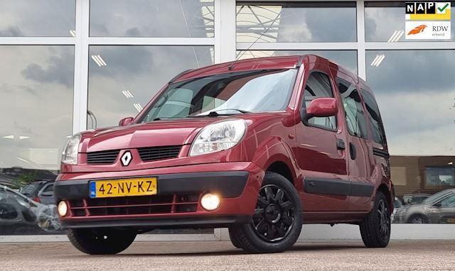 Renault Kangoo 1.6i 16V Privilège CruiseControl Trekhaak 3e Eigenaar APK 6-2022