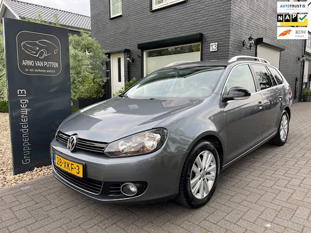 Volkswagen Golf Variant 1.4 TSI Style / Automaat / Leer / Navigatie