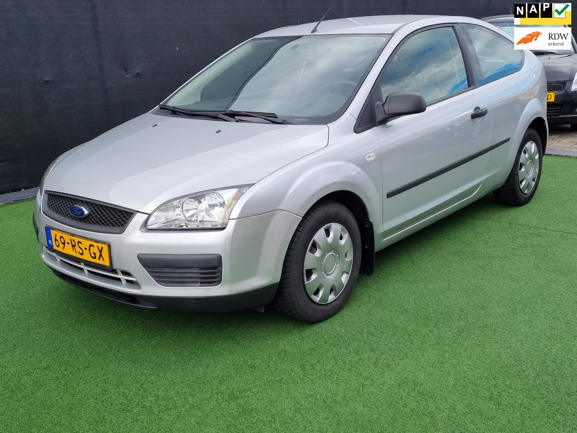Ford Focus occasion - Autohuis Zeewolde