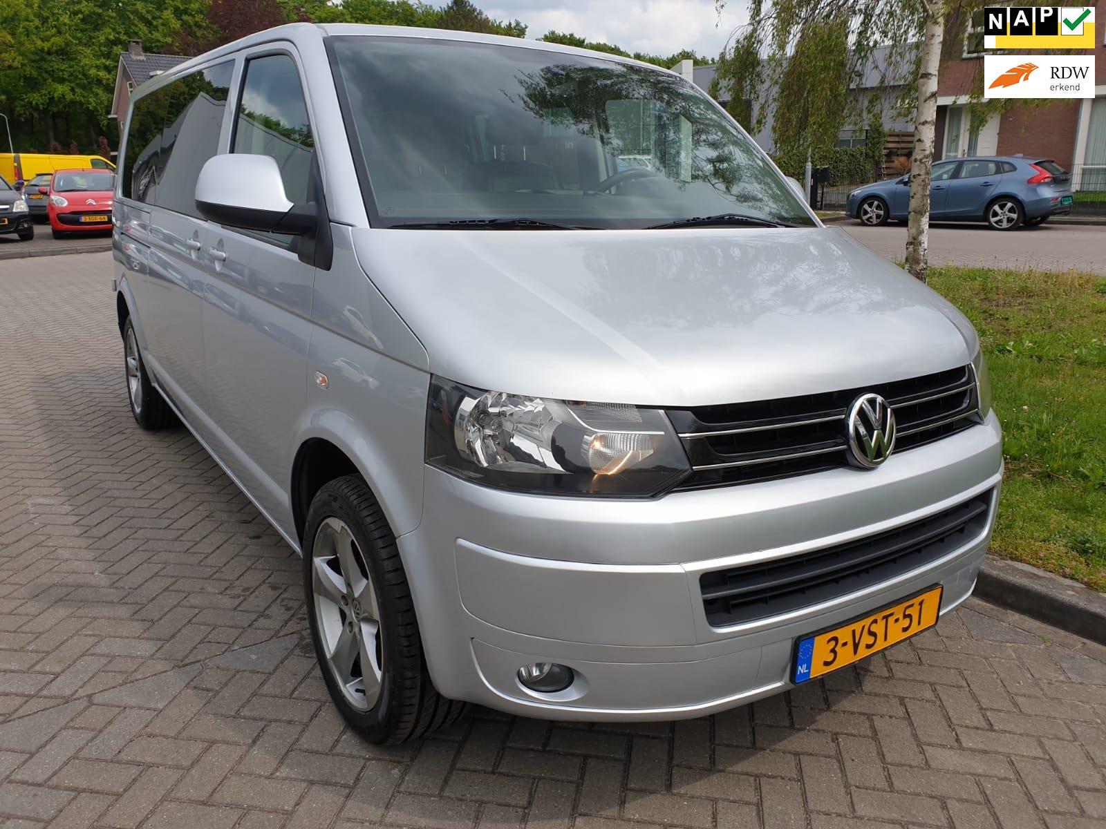 Volkswagen Transporter occasion - v.d. Weg Auto's