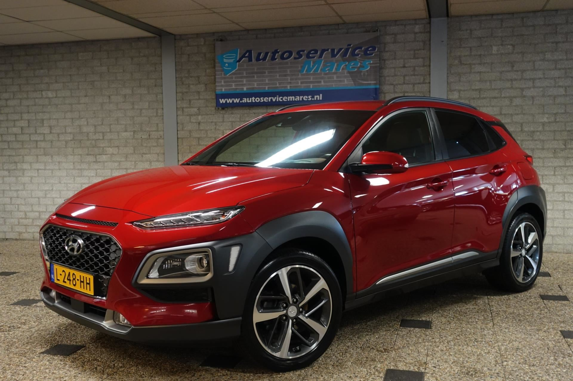Hyundai Kona occasion - Autoservice Mares