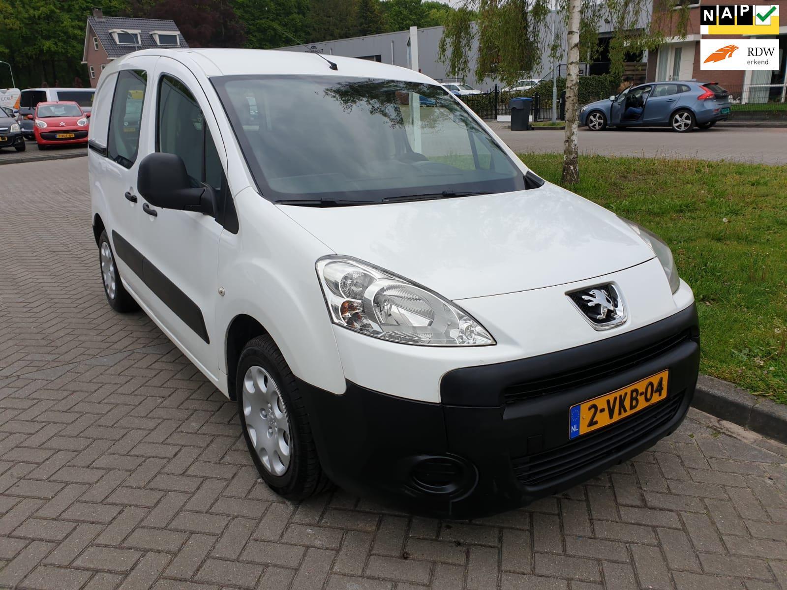 Peugeot Partner occasion - v.d. Weg Auto's