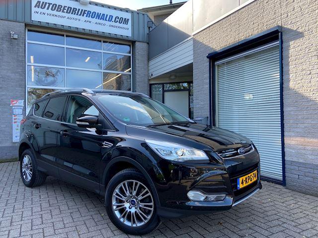 Ford Kuga 1.6 Titanium 4WD NL.Auto/Automaat/Leder/Camera/Navigatie/1Ste Eigenaar