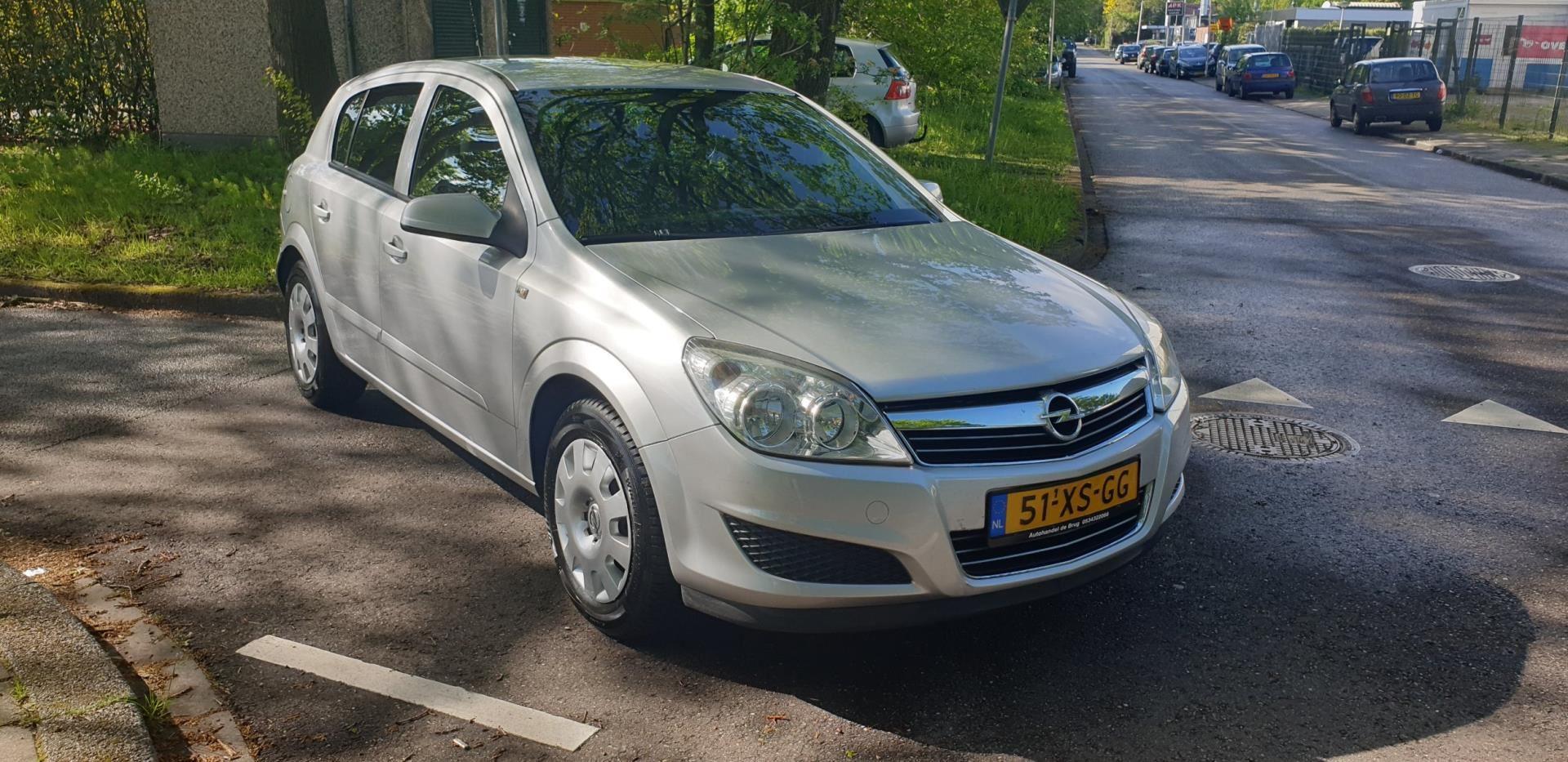 Opel Astra occasion - Autohandel de Brug