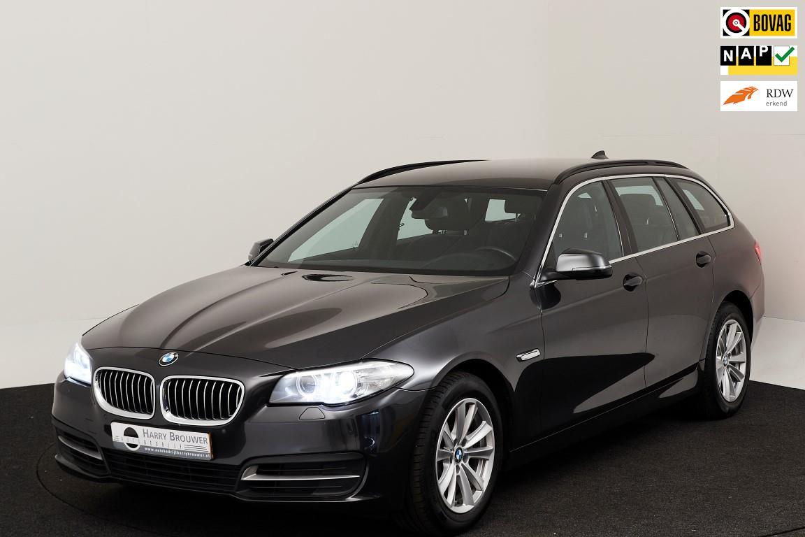 BMW 5-serie Touring occasion - Autobedrijf Harry Brouwer B.V.