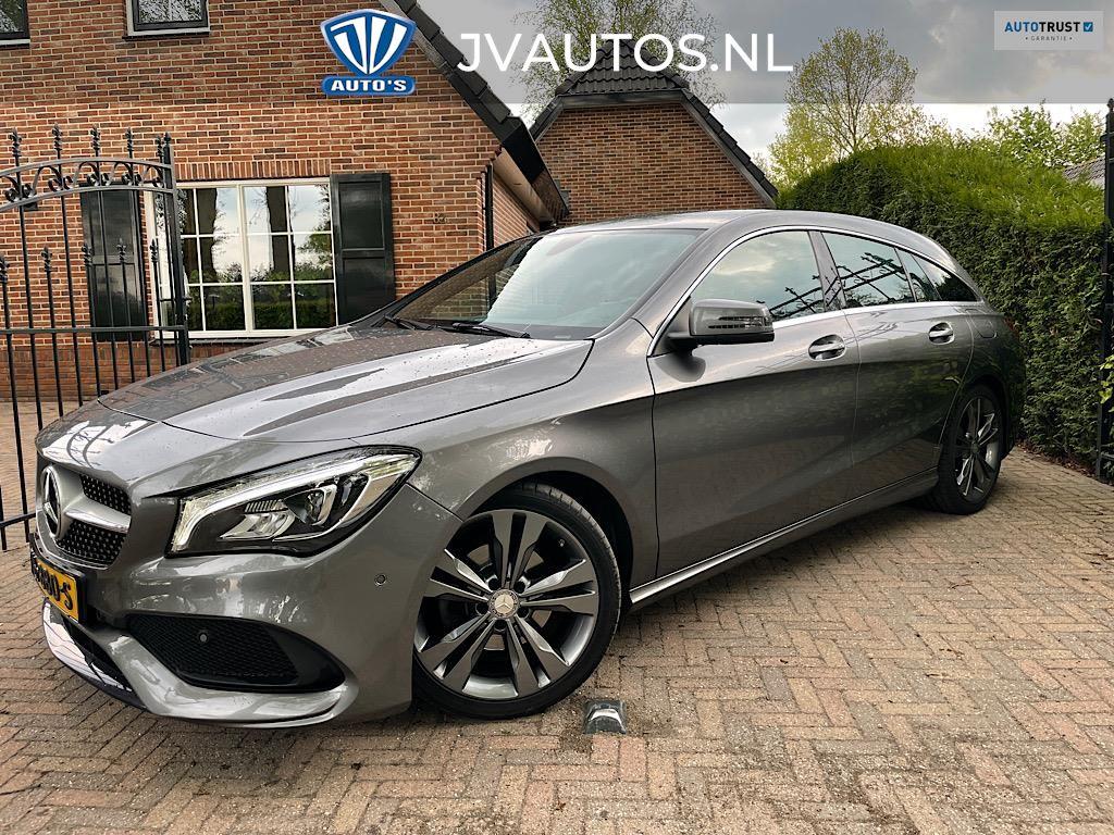 Mercedes-Benz CLA-klasse Shooting Brake occasion - JV Auto's