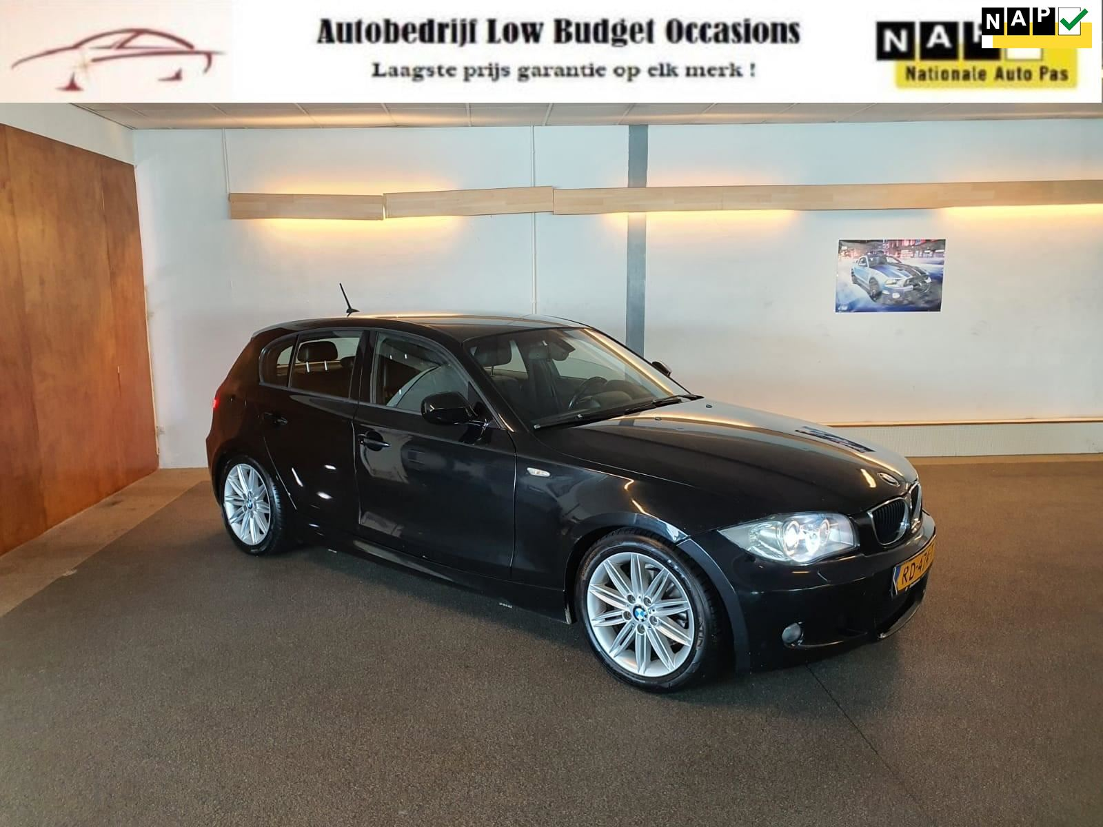 BMW 1-serie occasion - Low Budget Occasions