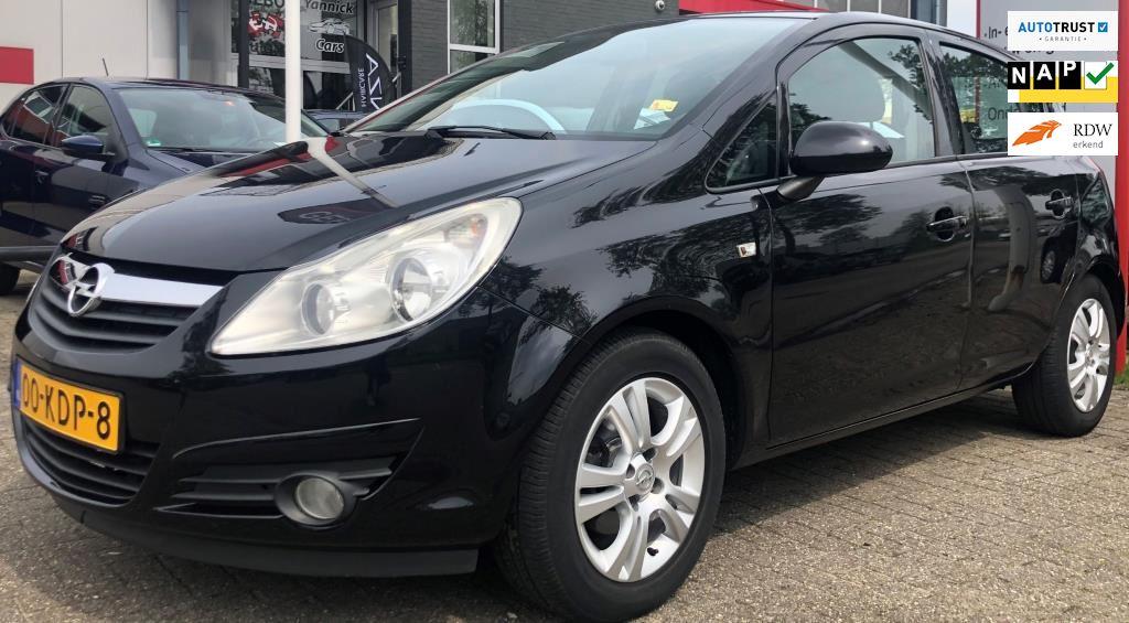 Opel Corsa occasion - Gebo Auto's