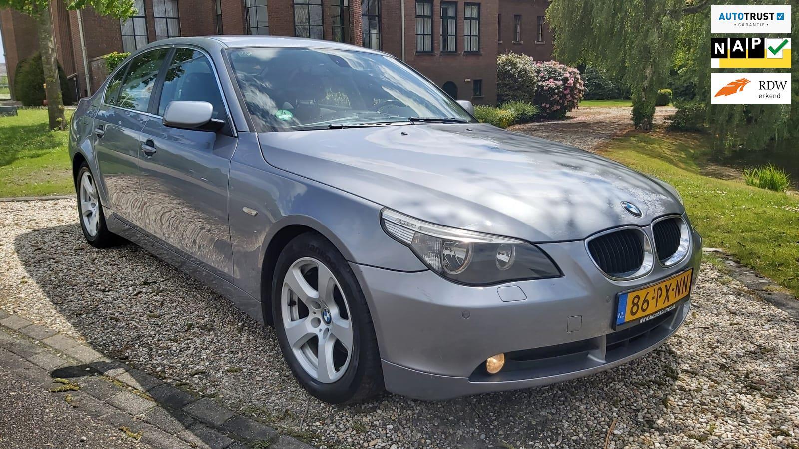 BMW 5-serie occasion - Andreas Auto's