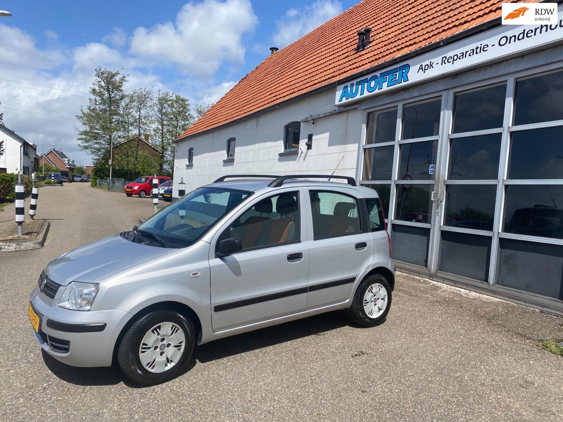 Fiat Panda occasion - Autofer