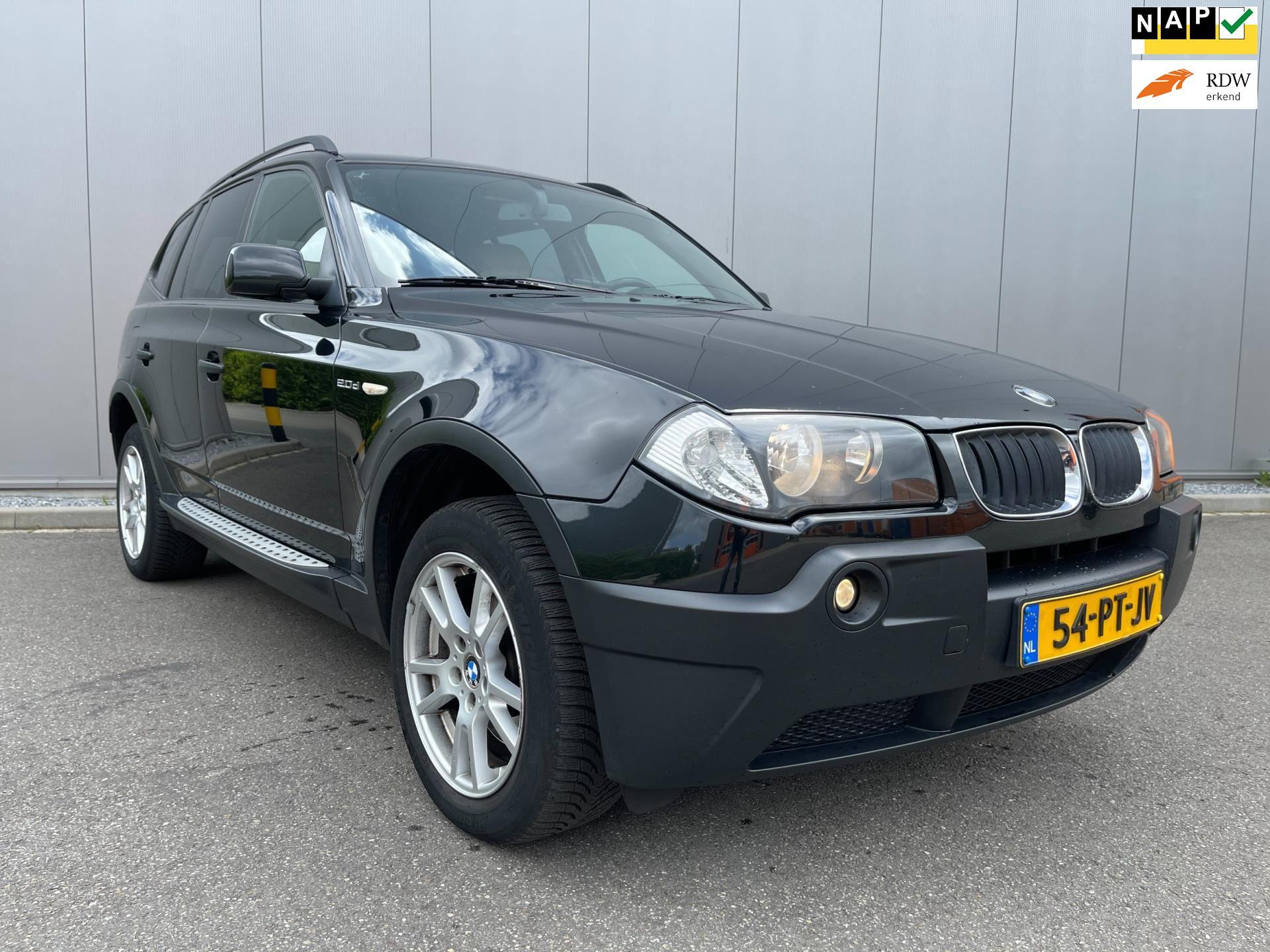 BMW X3 occasion - Demus Cars
