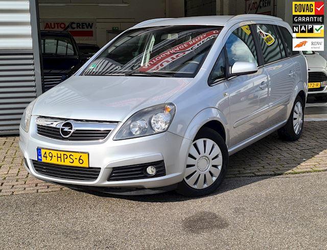 Opel Zafira 1.6 Essentia 7-PERSOONS AIRCO/CRUISE NETTE AUTO !