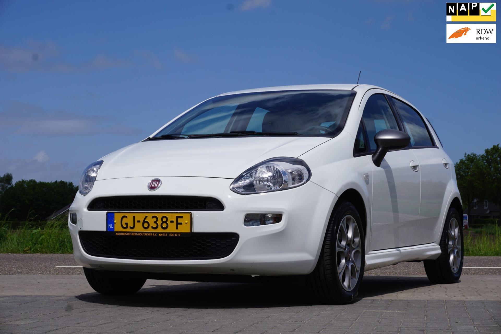 Fiat Punto Evo occasion - Autoservice Biest Houtakker