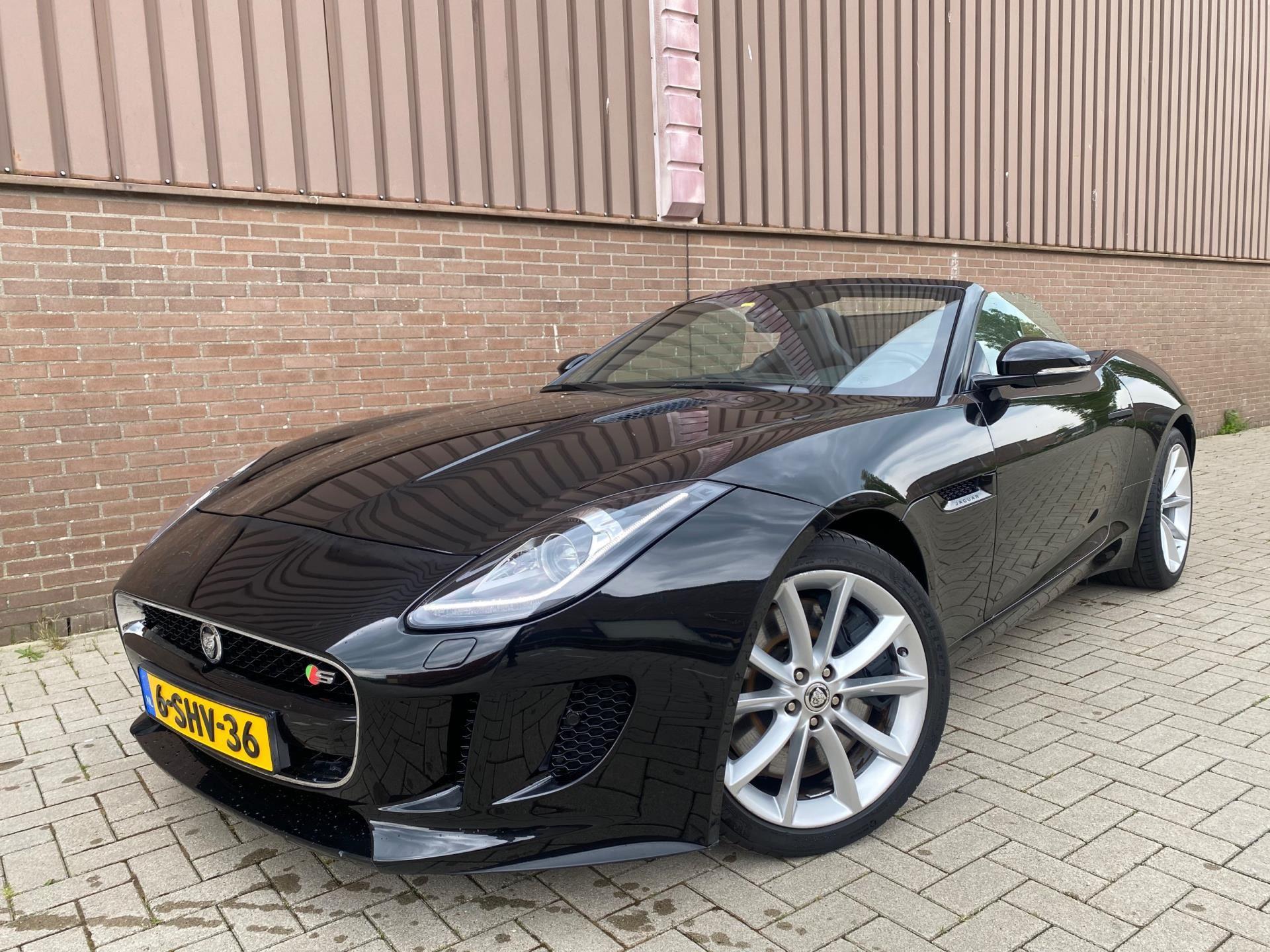 Jaguar F-TYPE occasion - Auto op Afspraak