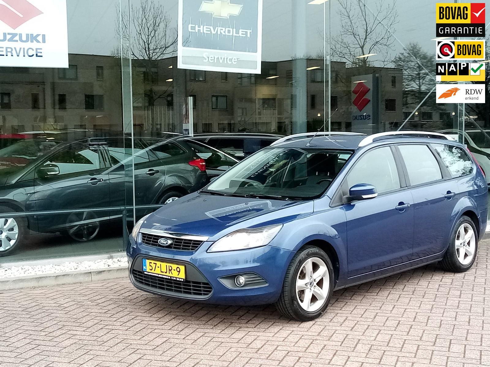 Ford Focus Wagon occasion - Auto Centrum Leidschendam