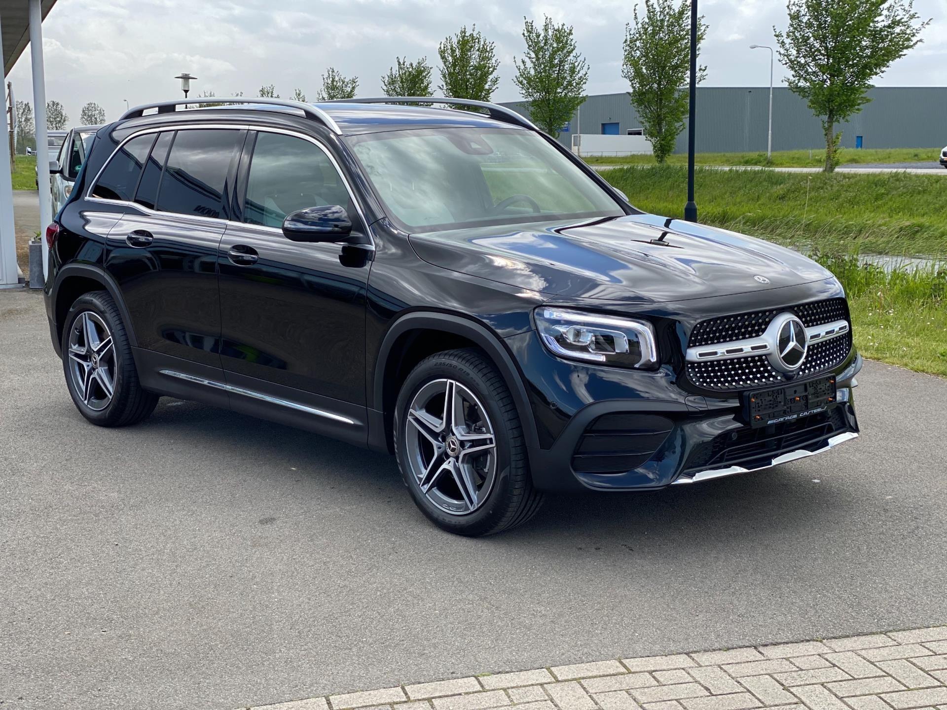 Mercedes-Benz GLB occasion - Garage Casteels