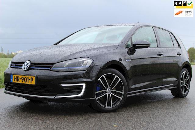 Volkswagen Golf 1.4 TSI GTE 204 PK ! DEALER ONDERHOUDEN ! NAVIGATIE - ACHTERUITRIJCAMARA - CRUISE CONTROLE - PARKEERSENSOREN !