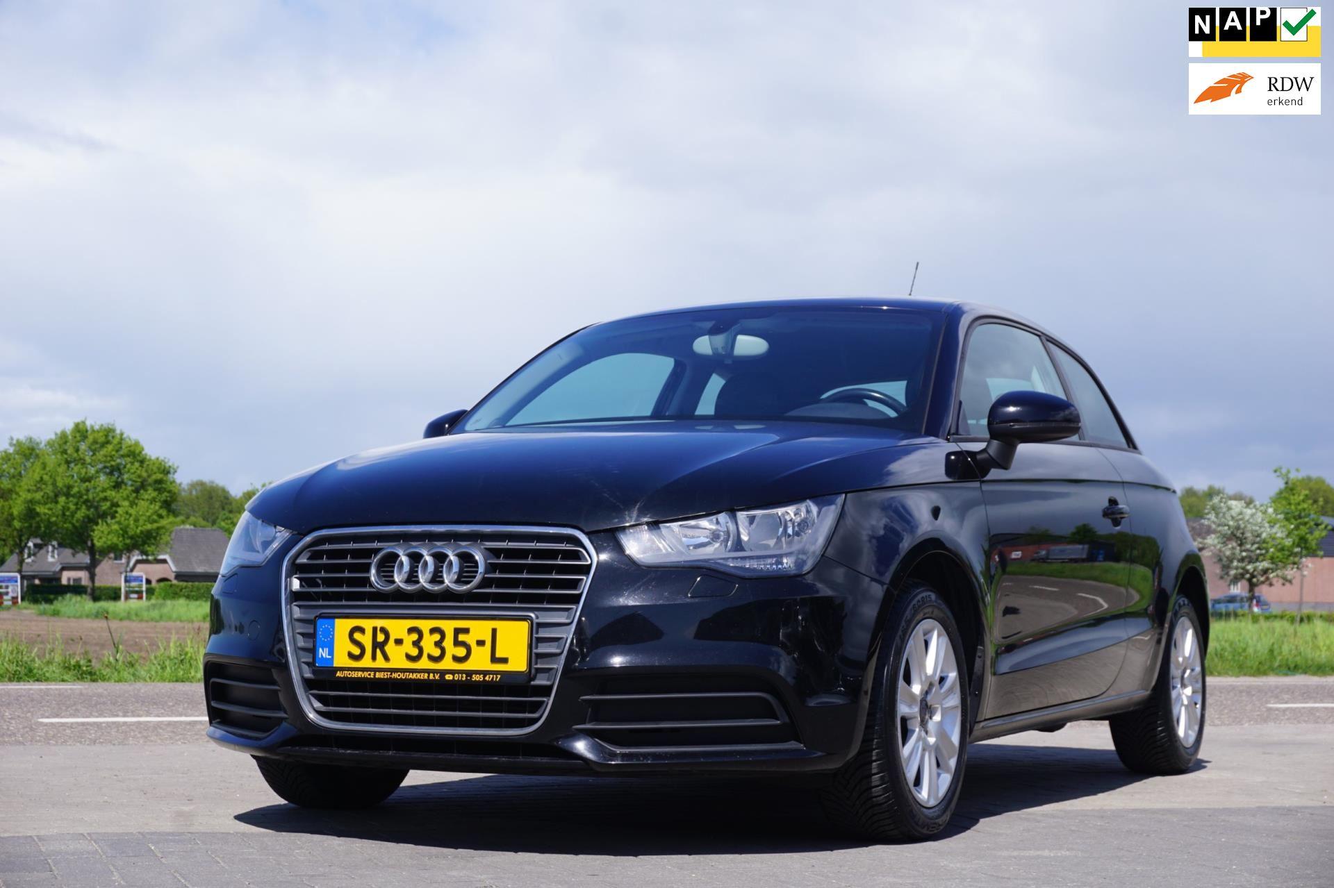 Audi A1 occasion - Autoservice Biest Houtakker