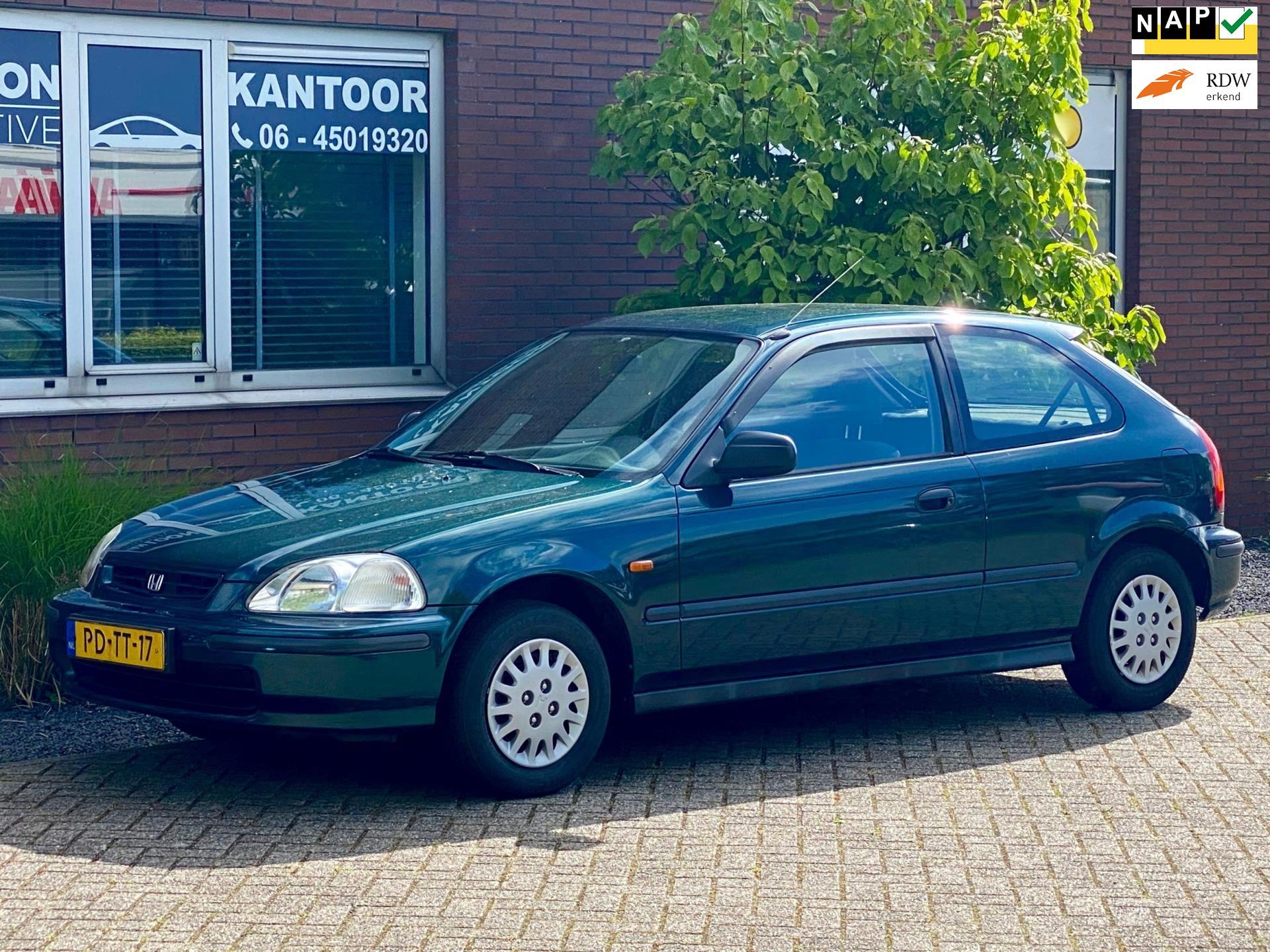 Honda Civic occasion - Van Loon Automotive