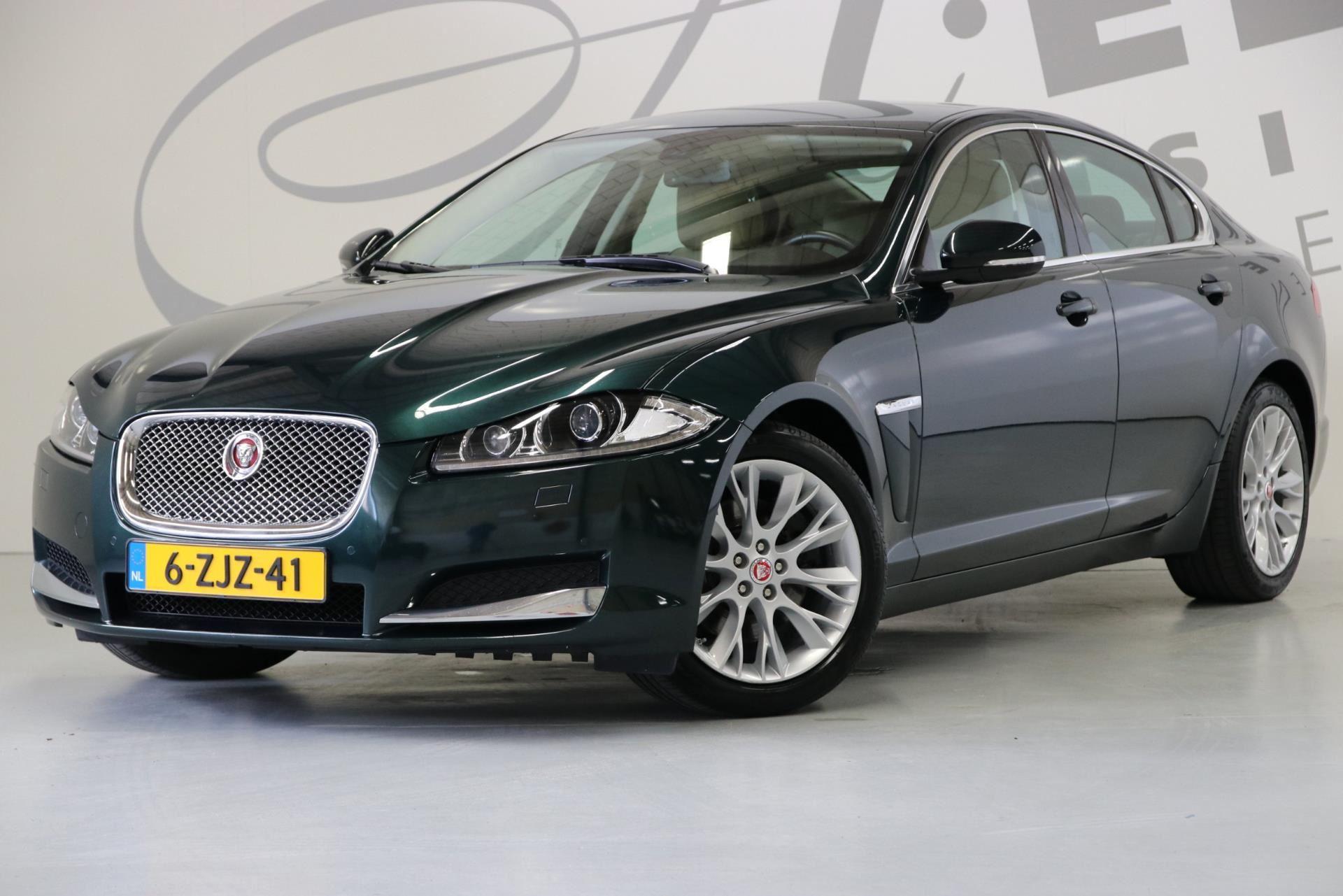 Jaguar XF occasion - Aeen Exclusieve Automobielen