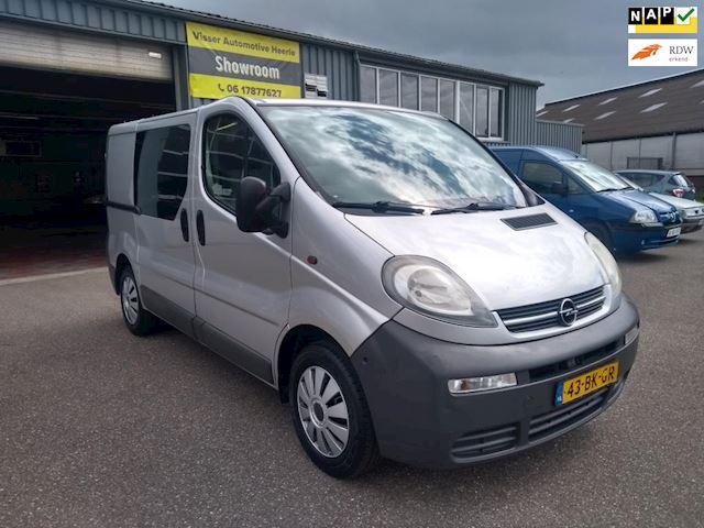 Opel Vivaro occasion - Visser Automotive Heerle
