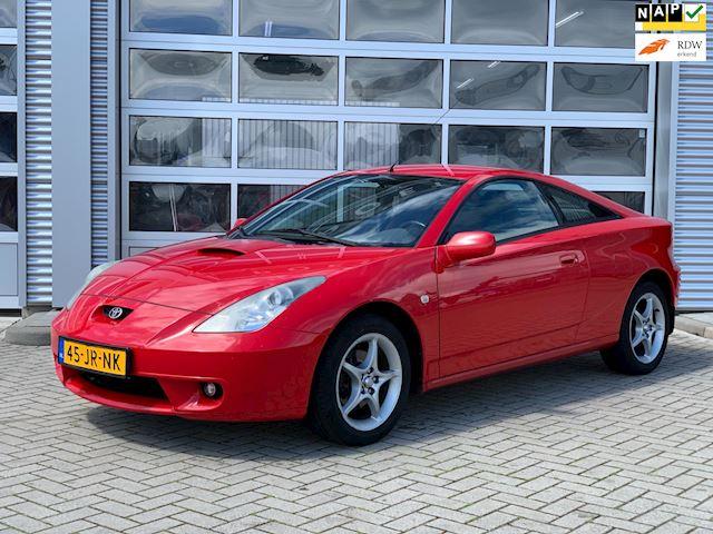 Toyota Celica 1.8 VVT-i T-Sport bj.2002 Airco Dealer O.H.
