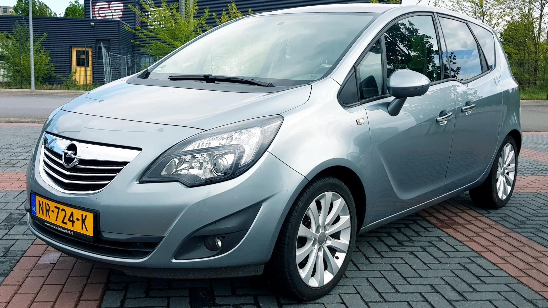 Opel Meriva occasion - Autobedrijf R. Walhof