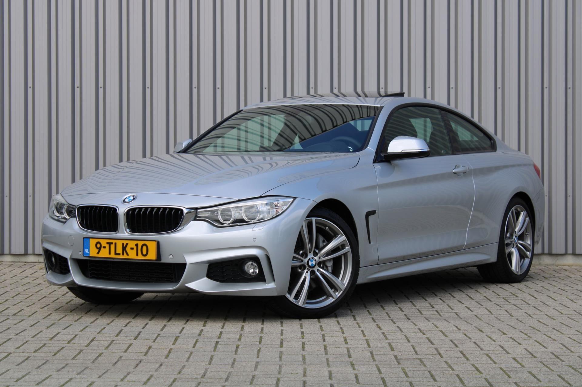 BMW 4-serie Coupé occasion - Autobedrijf Van De Klundert