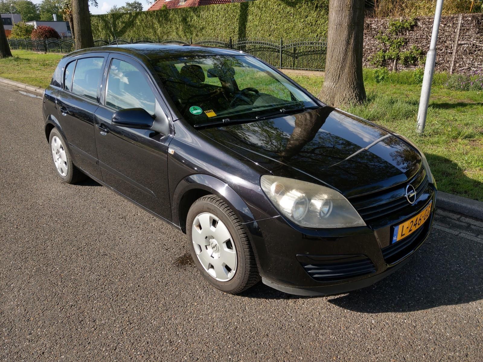 Opel Astra occasion - JP-Automobielen