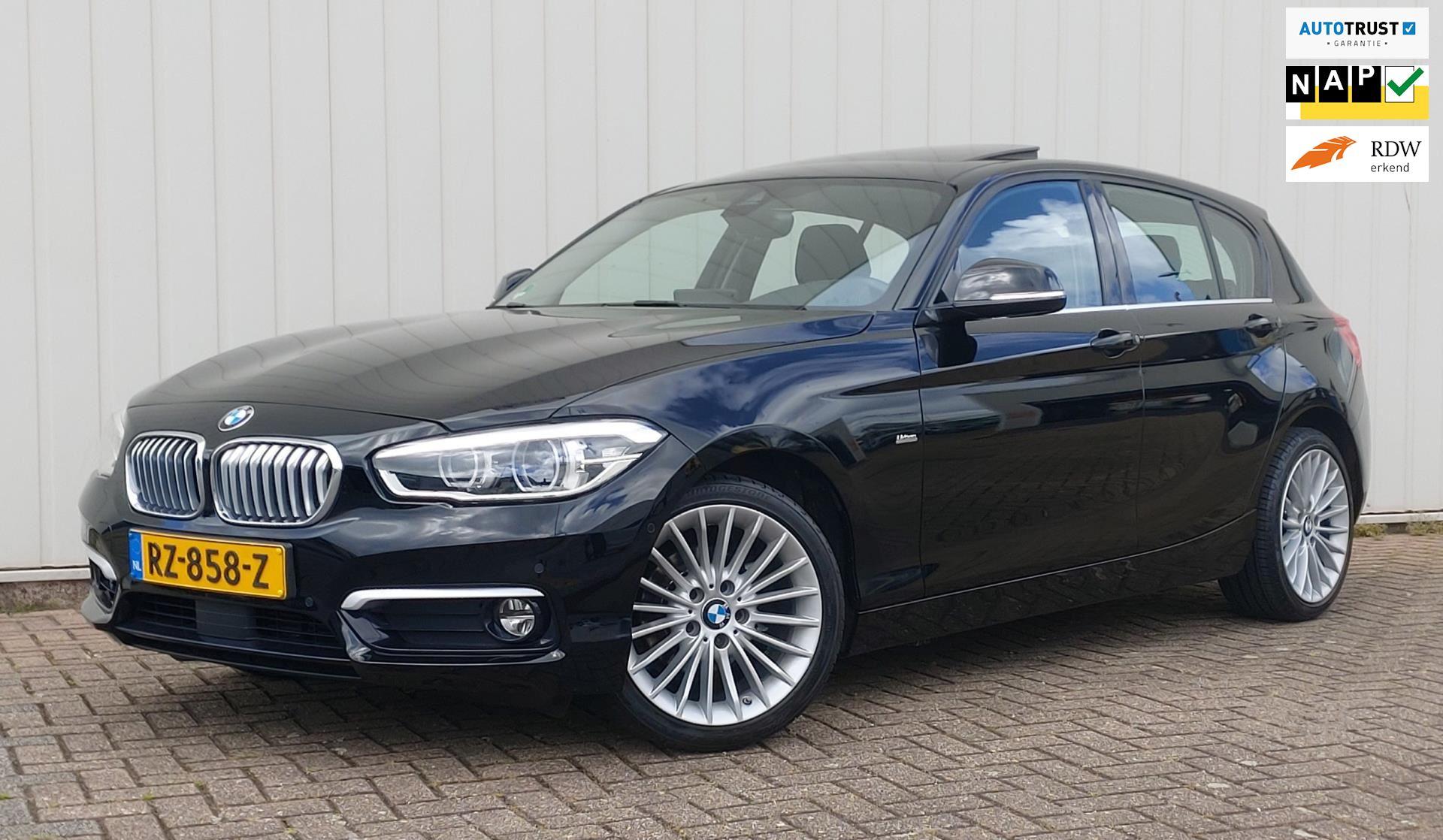 BMW 1-serie occasion - Heel Holland Rijdt