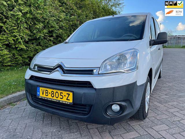 Citroen Berlingo 1.6 HDI 500 Club Economy,Bj 2013,Airco,2e Eigenaar,3 Persoons, Parkeersensorenachter,Zijschuifdeur,Nieuwe Apk