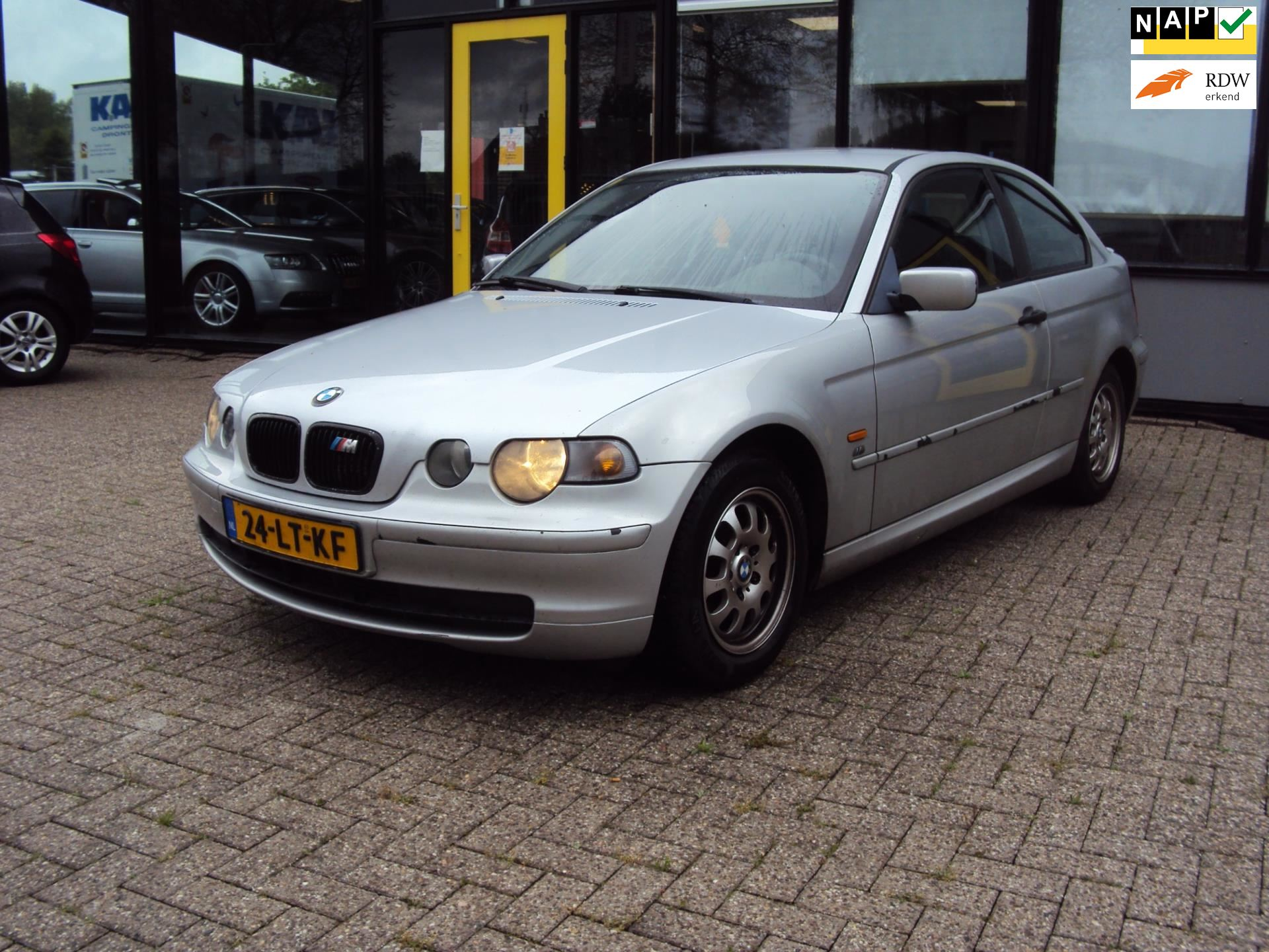 BMW 3-serie Compact occasion - SnelGarage Dronten