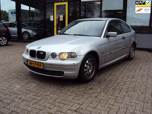 BMW 3-serie Compact occasion - Sneltrade