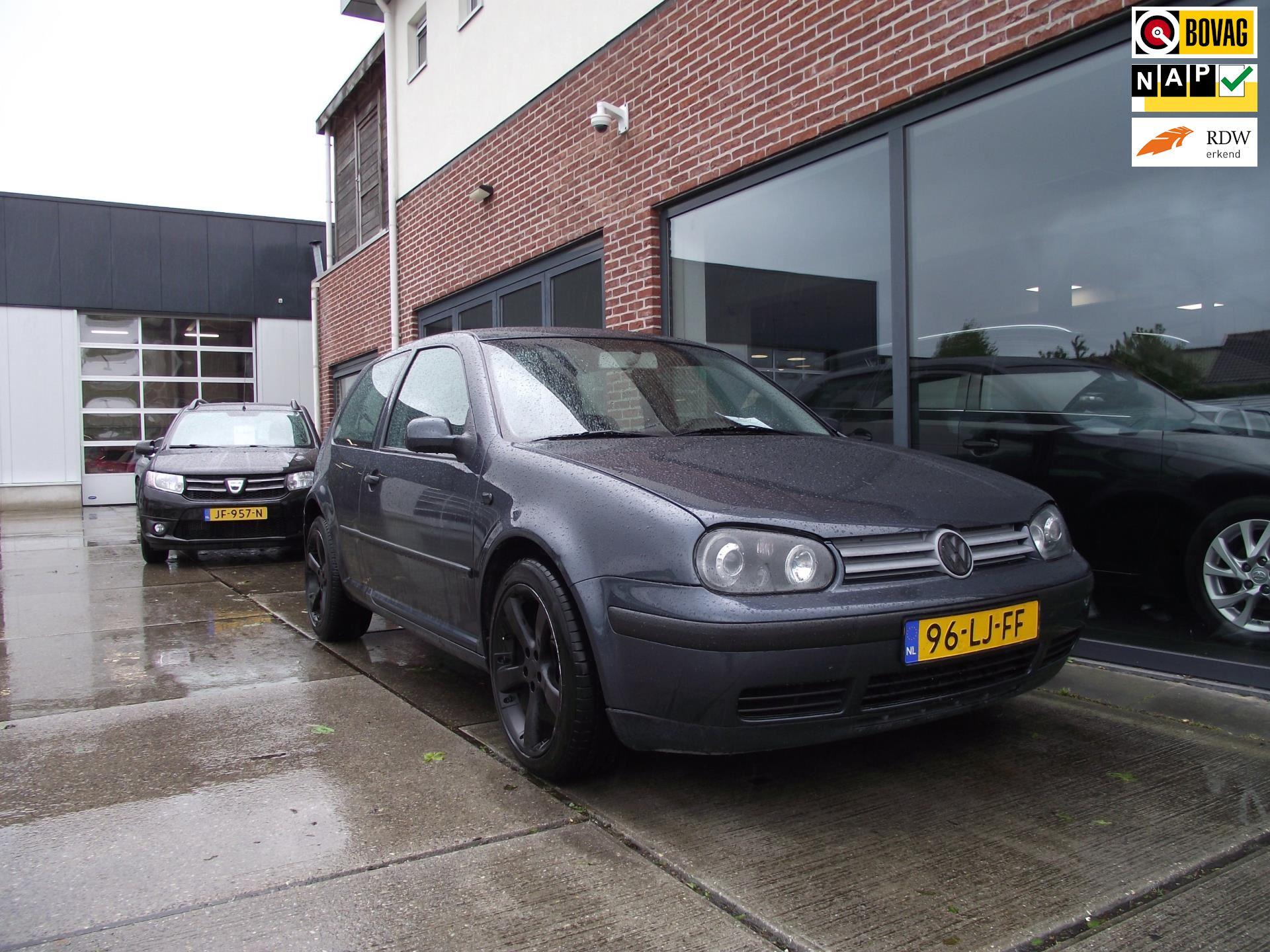 Volkswagen Golf occasion - Autobedrijf de Kramer