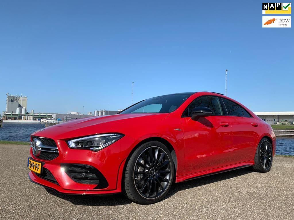 Mercedes-Benz CLA-klasse occasion - Veldhuizen Dealer Occasions