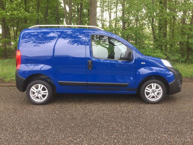 Fiat Fiorino 1.4 ,nw model, benzine, airco, BPM en BTW vrij