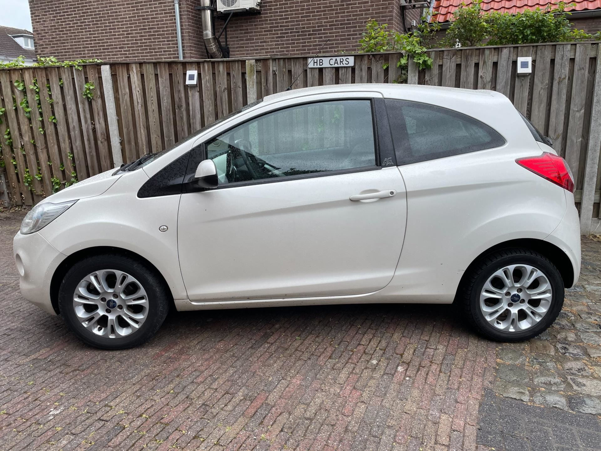 Ford Ka occasion - HB Cars