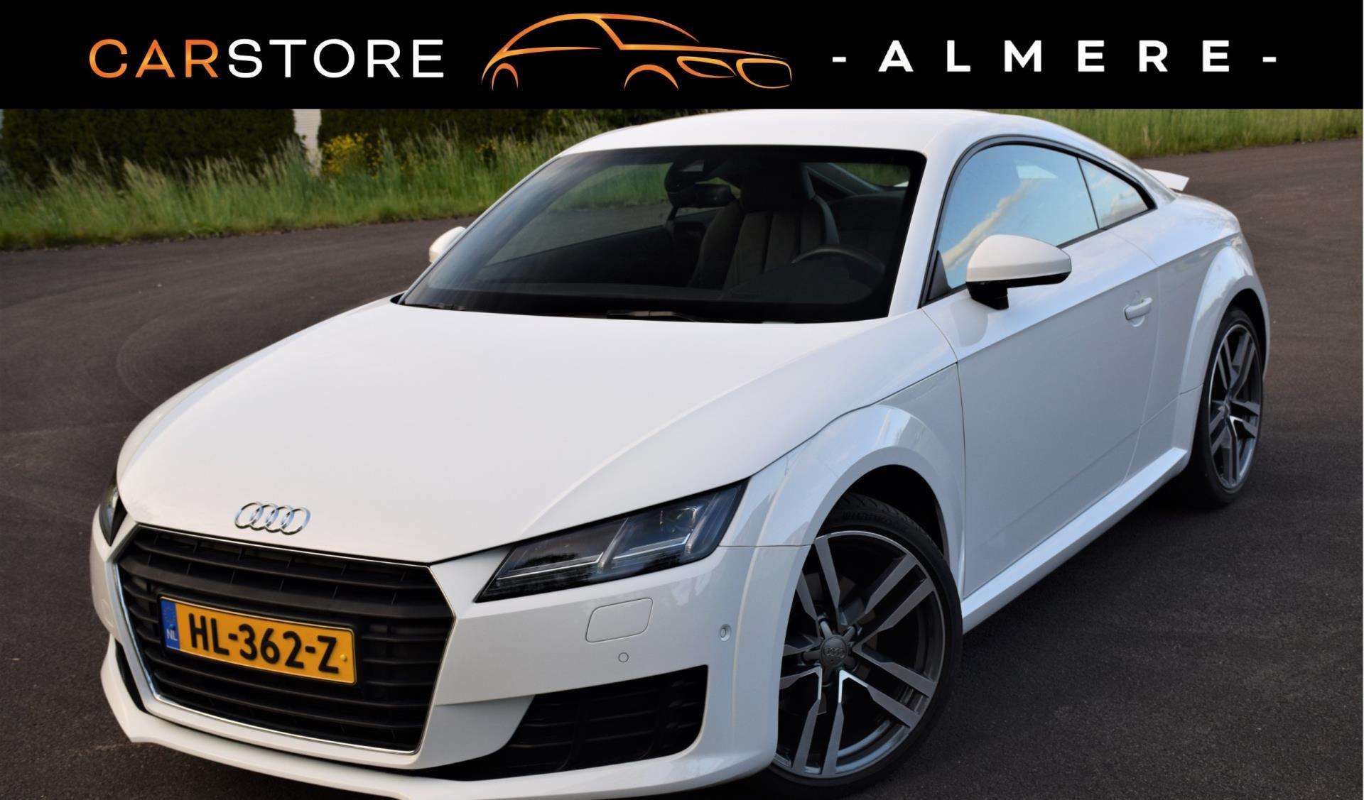 Audi TT occasion - Used Car Store Almere