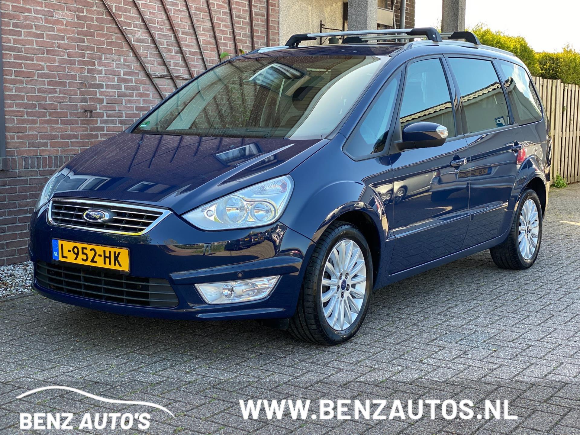 Ford Galaxy occasion - BENZ Auto's