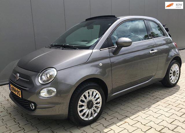 Fiat 500 C 1.2 cabrio 2019 6450KM als