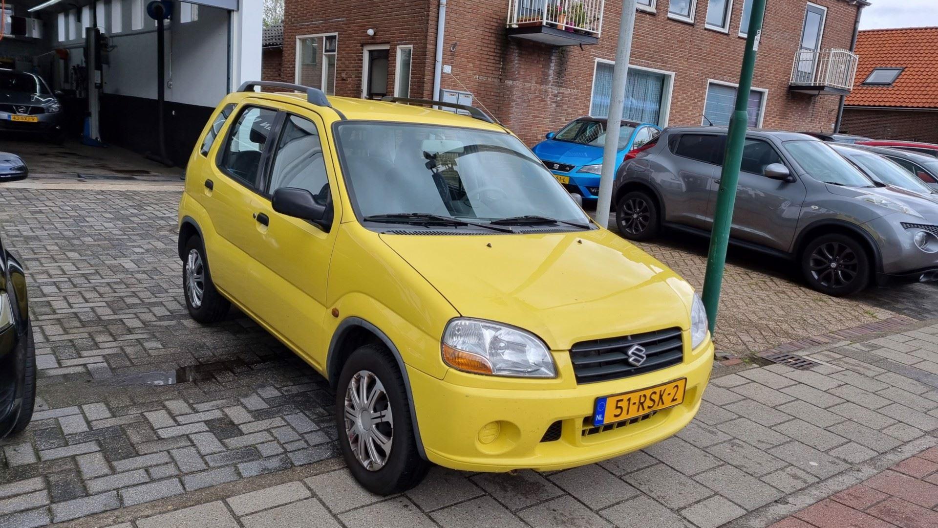Suzuki Ignis occasion - Autobedrijf van Burken
