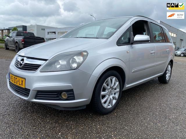Opel Zafira occasion - LVG Handelsonderneming